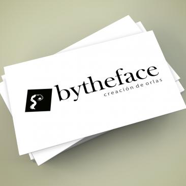 DISEÑO-Tarjeta de visita «Bytheface»
