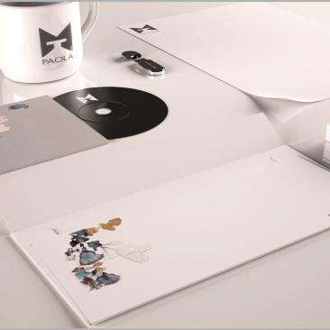 Diseño – Identidad corporativa en 3D