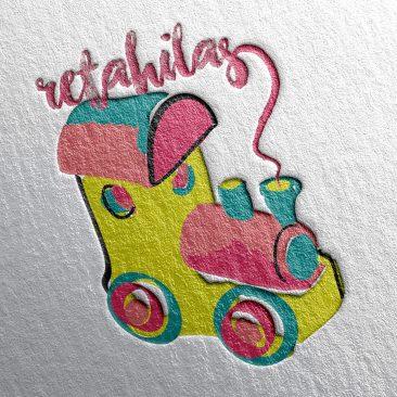 DISEÑO – Logotipo Retahílas