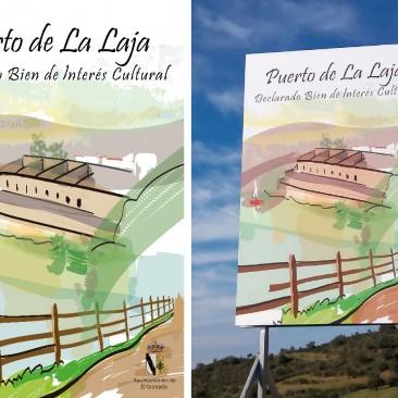 DISEÑO – Valla Puerto de La Laja