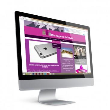 DISEÑO WEB – Página web Reyes Magos