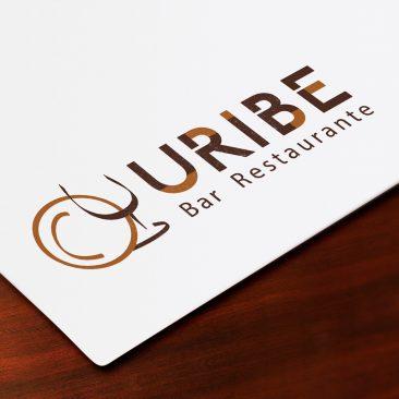 DISEÑO – Logotipo Restaurante Uribe