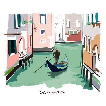 ILUSTRACIÓN – Venice