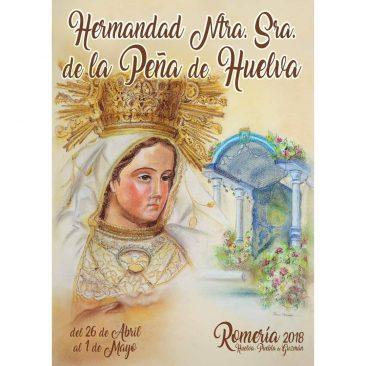 DISEÑO – Cartel Hdad. de la Peña de Huelva 2018